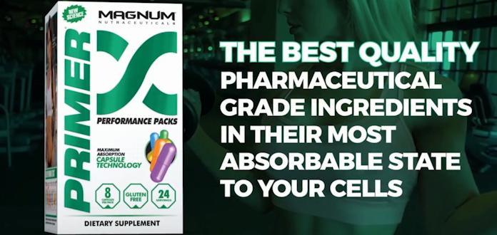 Витаминно-минеральный комплекс Magnum Nutraceuticals Primer Performance