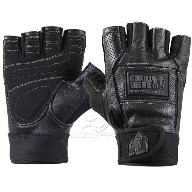 Gorilla Wear Перчатки Hardcore Gloves Black