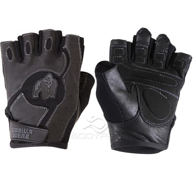 Gorilla Wear Перчатки Mitchell Training Gloves Black