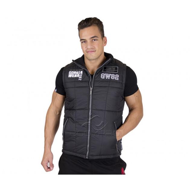 Gorilla Wear Куртка Body warmer GW82