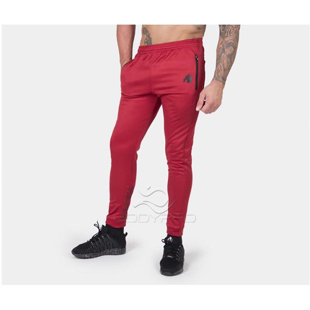 Gorilla Wear Штаны Bridgeport Jogger Red
