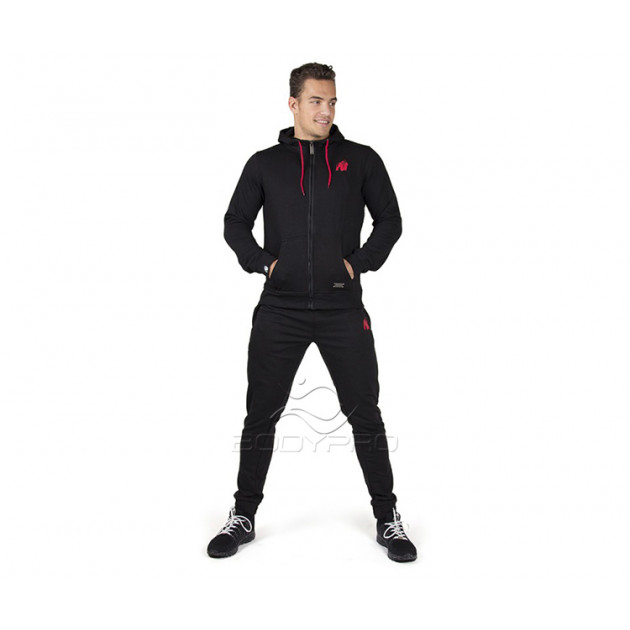 Gorilla Wear Штаны Classic Joggers Black