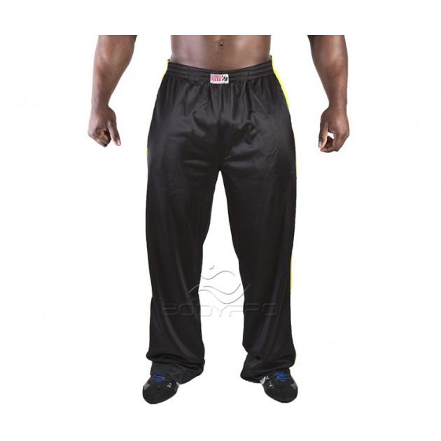 Gorilla Wear Штаны Track Pants Black/Gray