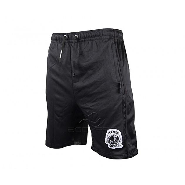 Gorilla Wear Шорты GW Athlete Oversized Shorts Black