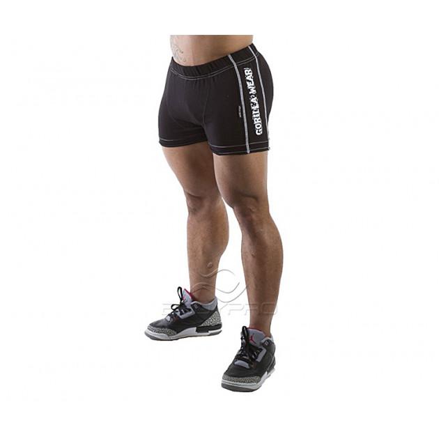 Gorilla Wear Шорты Hotpant Heavy Shorts Black