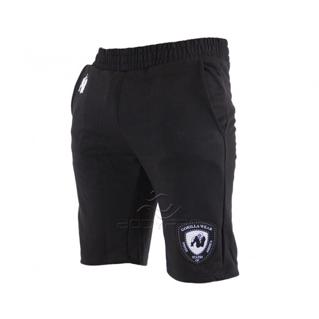 Gorilla Wear Шорты Los Angeles Sweat Shorts Black