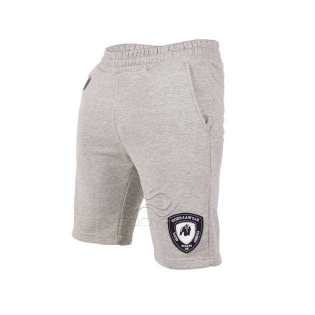 Gorilla Wear Шорты Los Angeles Sweat Shorts Gray