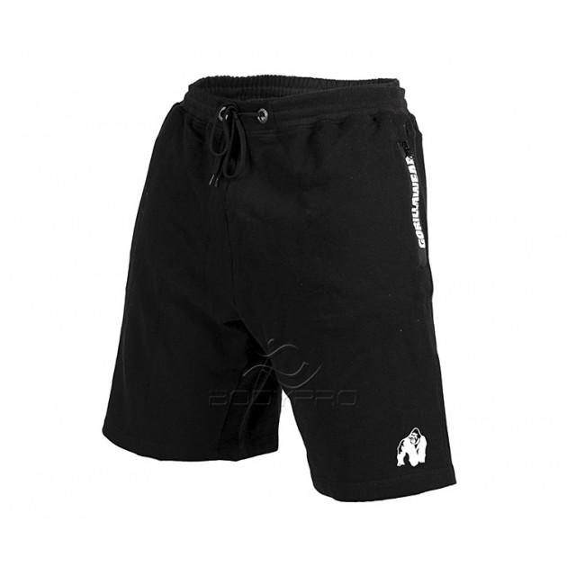Gorilla Wear Шорты Pittsburgh Sweat Shorts Black