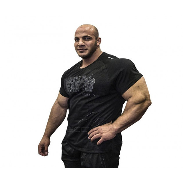 Gorilla Wear Футболка Memphis Mesh T-Shirt Black