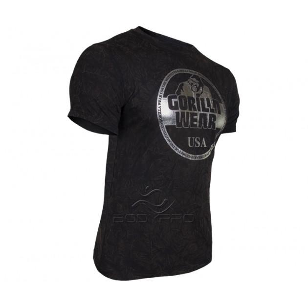 Gorilla Wear Футболка Rocklin T-shirt Black