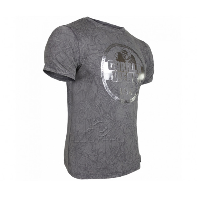 Gorilla Wear Футболка Rocklin T-shirt Gray