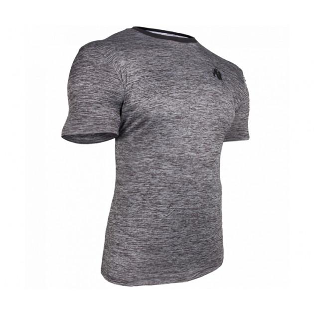 Gorilla Wear Футболка Roy T-shirt Grey/Black