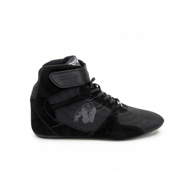 Gorilla Wear Обувь Perry High Tops Pro Black/Black