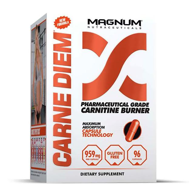 Жиросжигатель Л-карнитин Magnum Nutraceuticals Carne Diem 96...