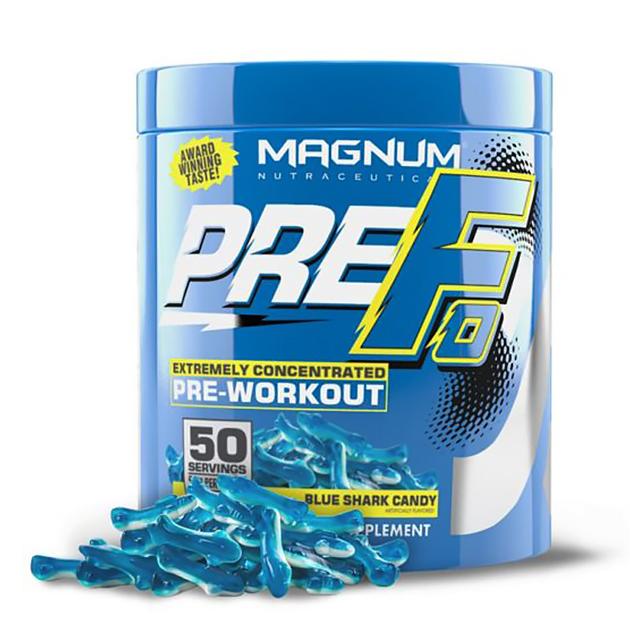 Энергетический предтринировочный комплекс Magnum Nutraceutic...