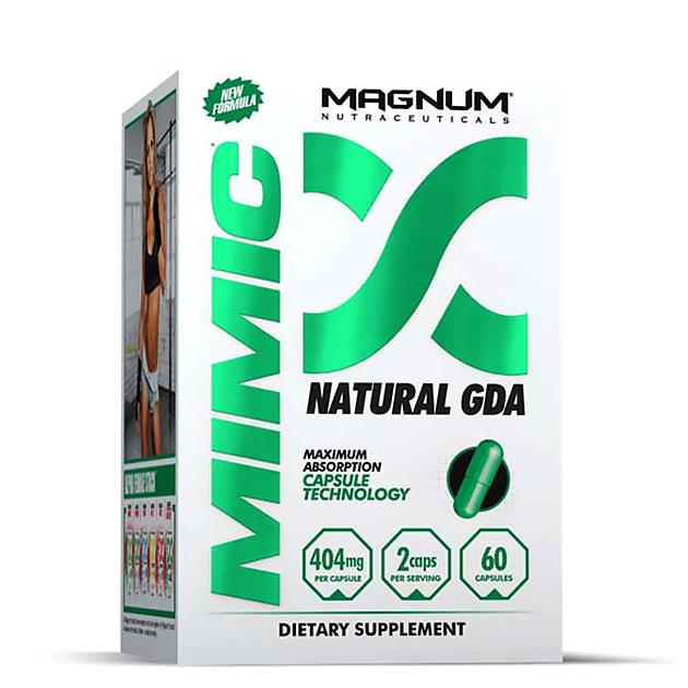 Блокатор жировых отложений Magnum Nutraceuticals Mimic 60 ка...