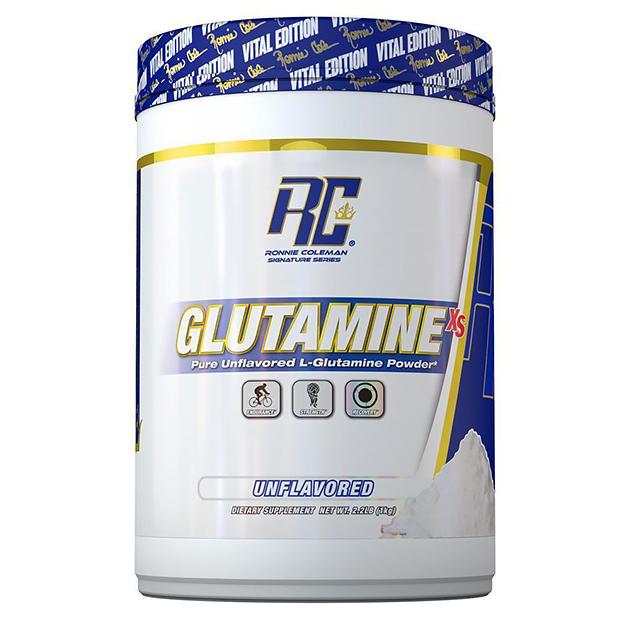Аминокислота Глютамин Ronnie Coleman Glutamine - XS Натураль...