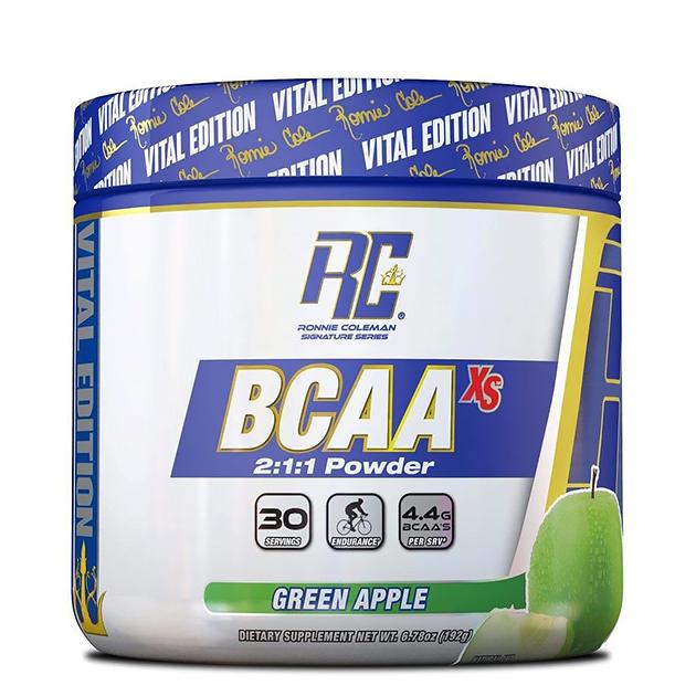 Аминокислоты Ronnie Coleman BCAA XS Зеленое яблоко 192 г