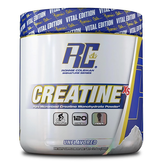 Креатин Ronnie Coleman Creatine-XS 300 г Натуральный