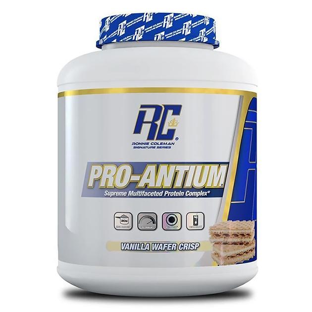 Протеин Ronnie Coleman Pro-Antium Ванильная вафельная трубоч...