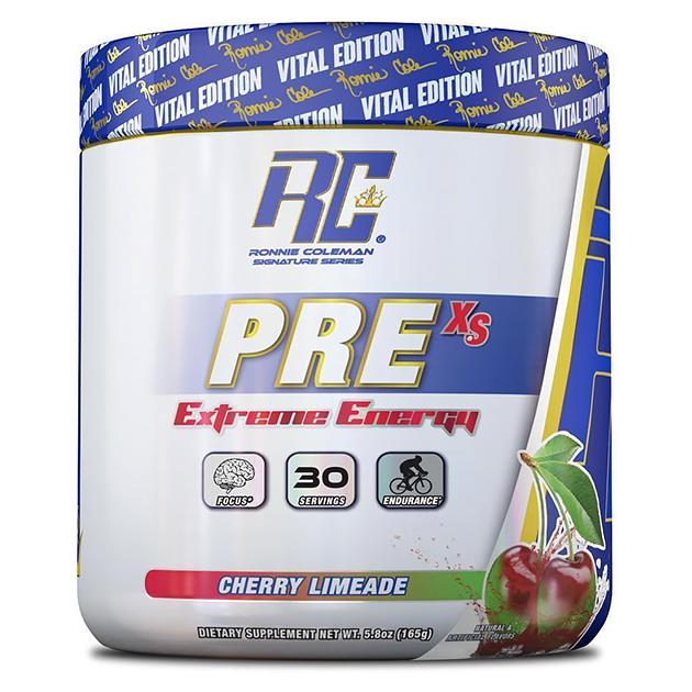 Предтренировочный комплекс Ronnie Coleman Pre XS Pre-Workout...