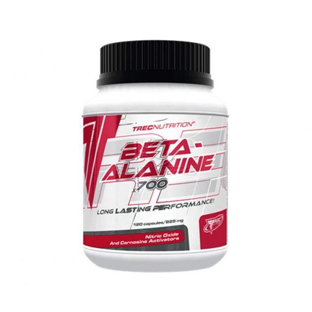 Предтренировочный комплекс Trec Nutrition Beta-Alanine 700 ...