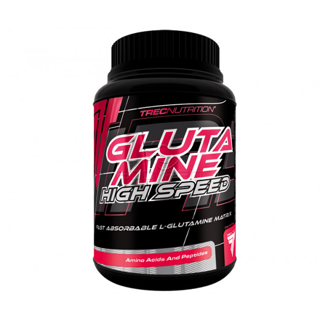 Аминокислота Trec Nutrition Glutamine High Speed 250 г Вишня...