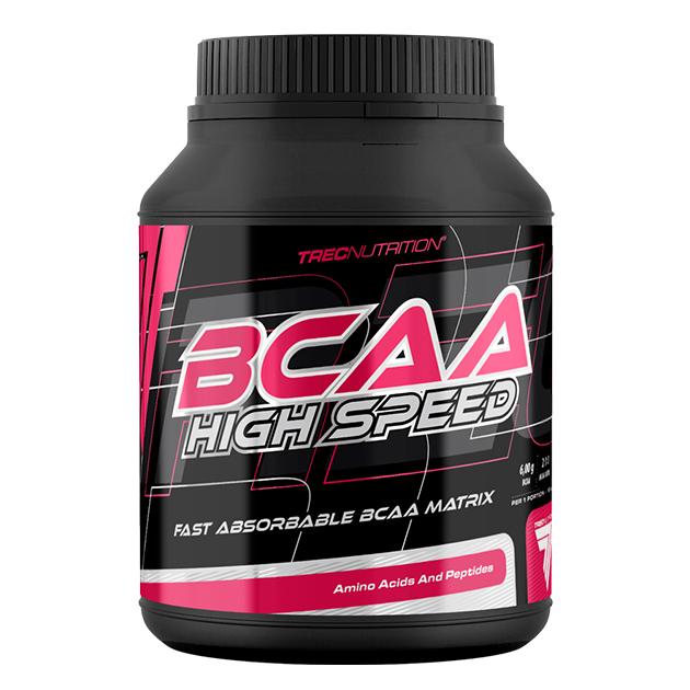 Аминокислоты Trec Nutrition BCAA Hight Speed 600 г Тропическ...
