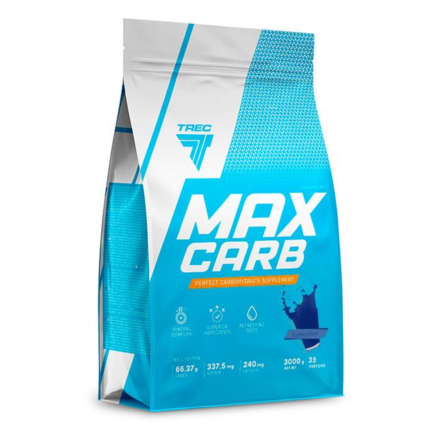 Энергетик Trec Nutrition Max Carb 3000 г Черника