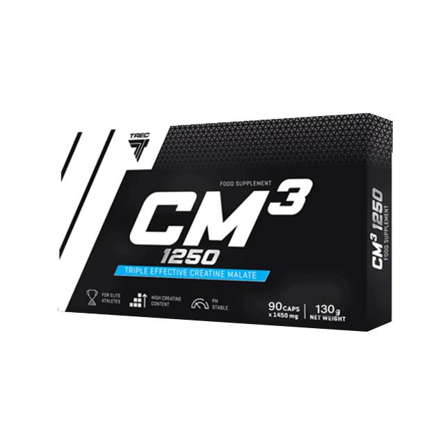Креатин Trec Nutrition CM3 1250 90 капс