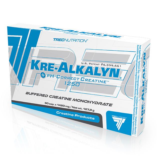 Креатин Trec Nutrition Kre-alkalyn 90 капс