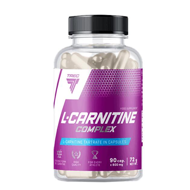 Жиросжигатель Trec Nutrition L-Carnitine Complex 90 капс