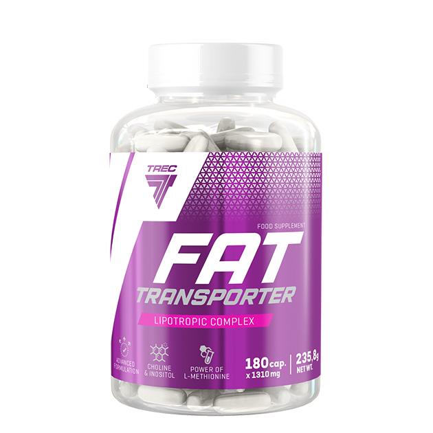 Жиросжигатель Trec Nutrition Fat Transporter 180 капс