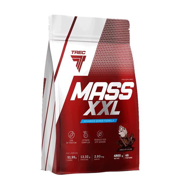 Гейнер Trec Nutrition Mass XXL 4800 г Шоколад