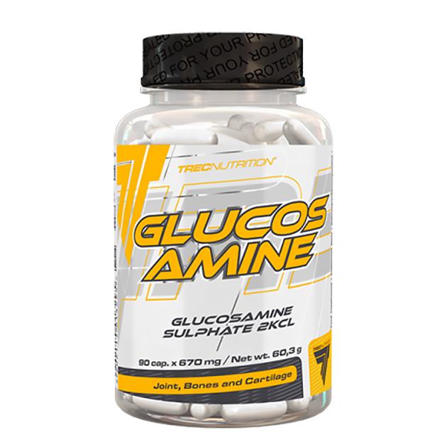 Хондропротектор Глюкозамин Trec Nutrition Glucosamine 90 кап...