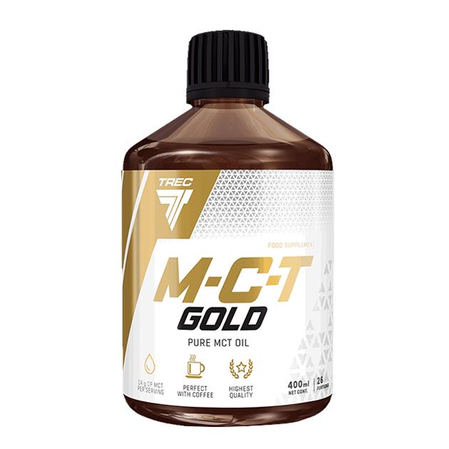 Жирные кислоты Trec Nutrition M-C-T Gold Oil 400 мл