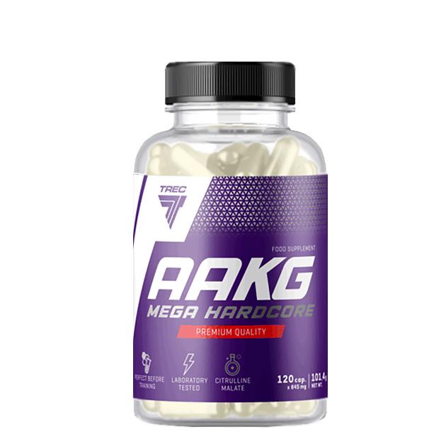Предтренировочный комплекс Trec Nutrition AAKG Mega Hardcore...