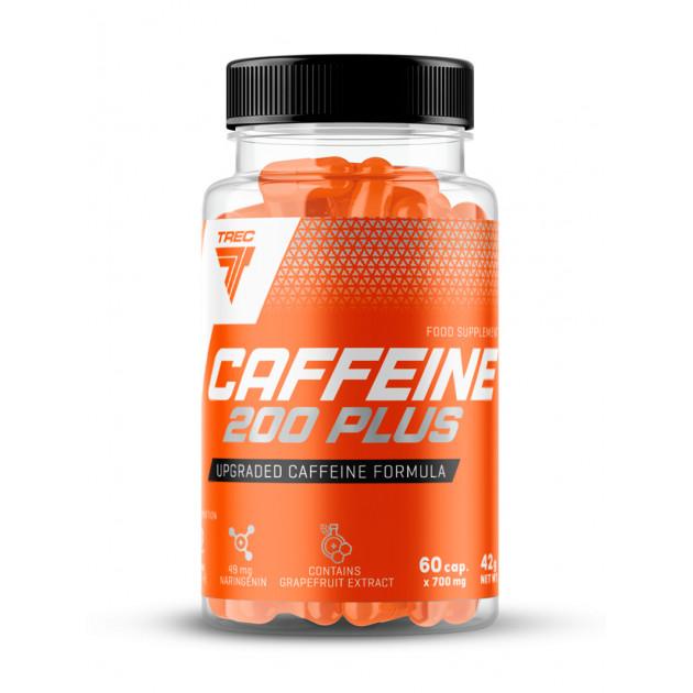 Предтренировочный комплекс Trec Nutrition Caffeine plus 200 ...
