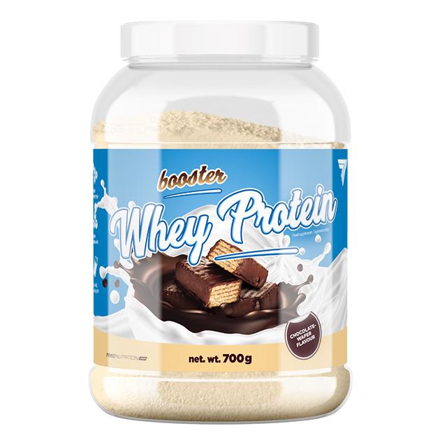 Протеин Trec Nutrition Booster Whey Protein 700 г Шоколадные...