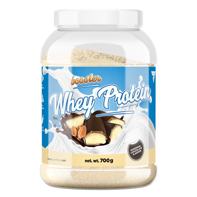 Протеин Trec Nutrition Booster Whey Protein 700 г Шоколад - ...