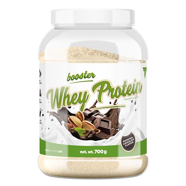 Протеин Trec Nutrition Booster Whey Protein 700 г Фисташки +...