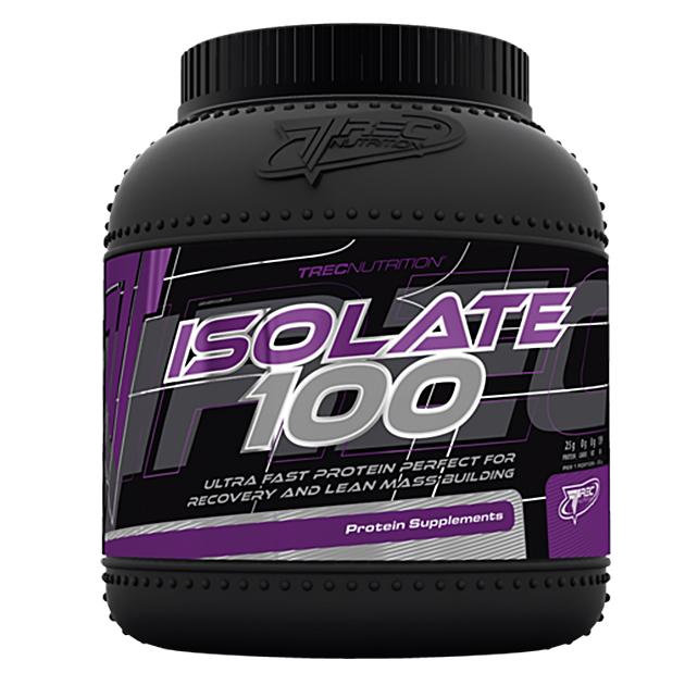 Протеин Trec Nutrition Isolate 1800 г Ванильный крем