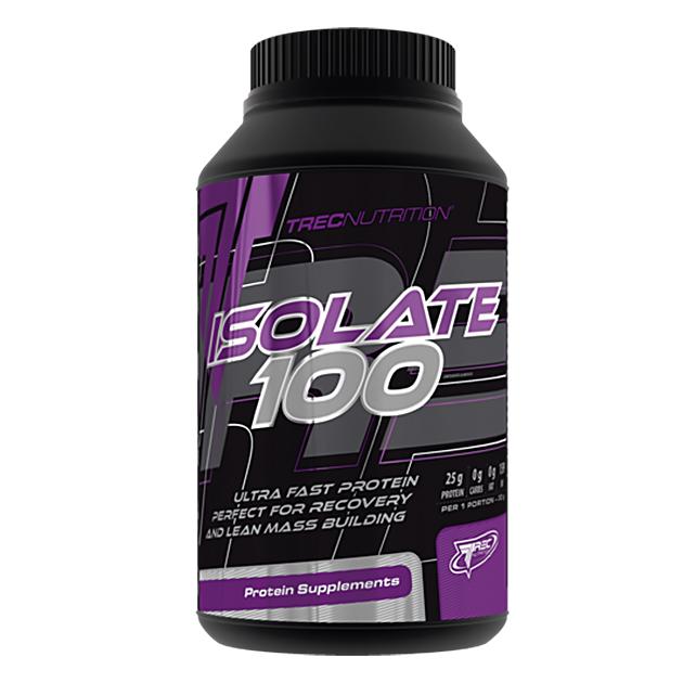 Протеин Trec Nutrition Isolate 750 г Шоколад - Мята