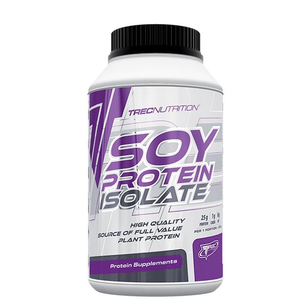 Протеин Trec Nutrition Soy Protein Isolate 750 г Ваниль