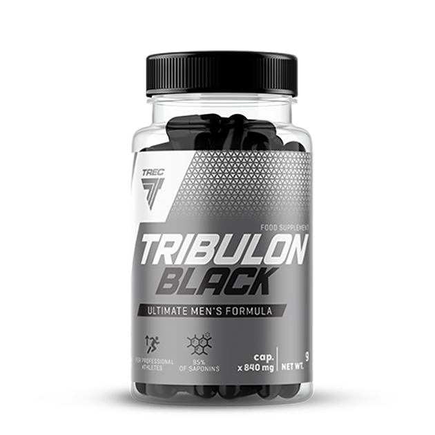 Тестобустер Trec Nutrition Tribulon Black 120 капс