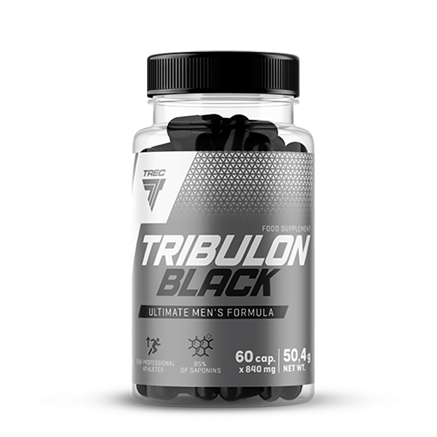 Тестобустер Trec Nutrition Tribulon Black 60 капс