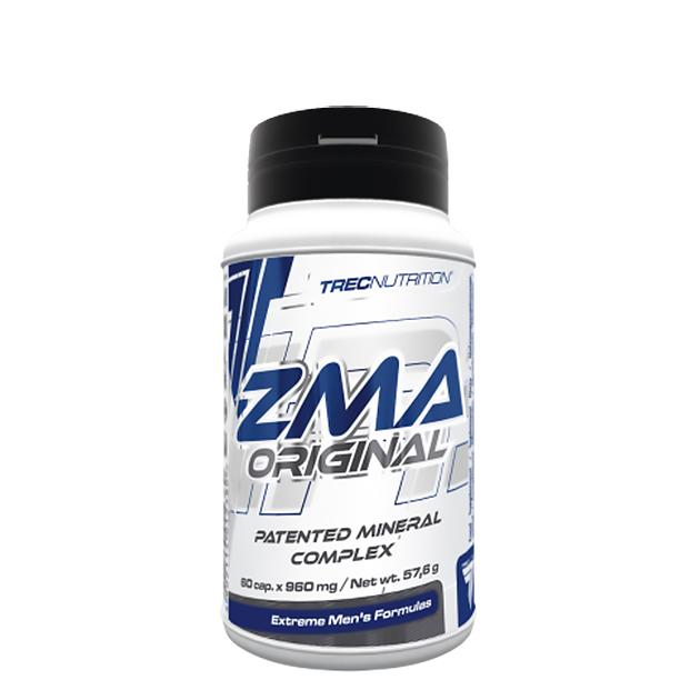 Тестобустер Trec Nutrition ZMA 60 капс