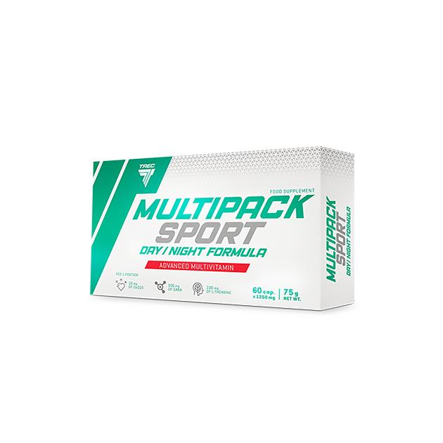 Витаминно-Минеральный комплекс Trec Nutrition Multi Pack Spo...