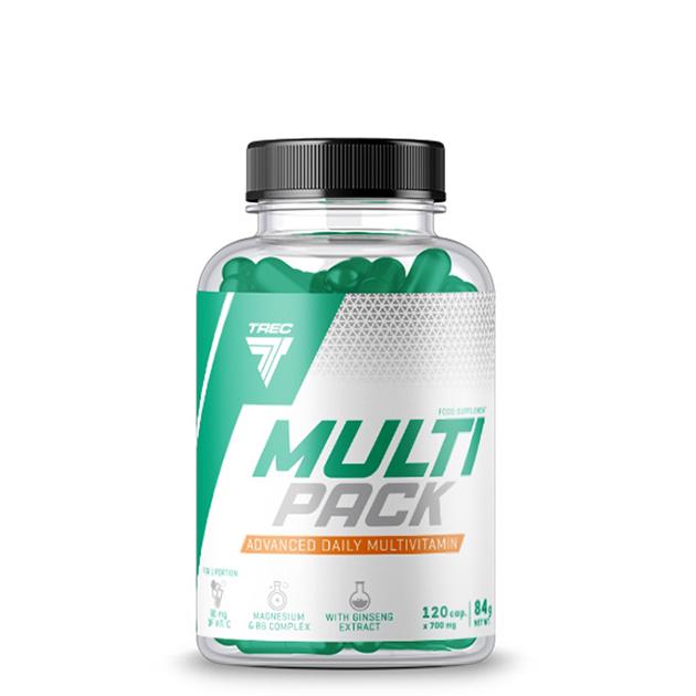Витаминно-Минеральный комплекс Trec Nutrition Multi Pack 120...