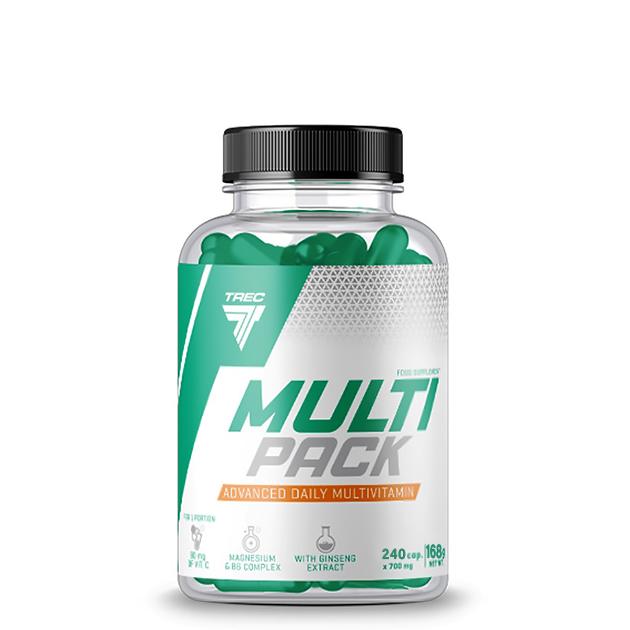 Витаминно-Минеральный комплекс Trec Nutrition Multi Pack 240...